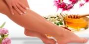 Irritación de la piel tras la depilación