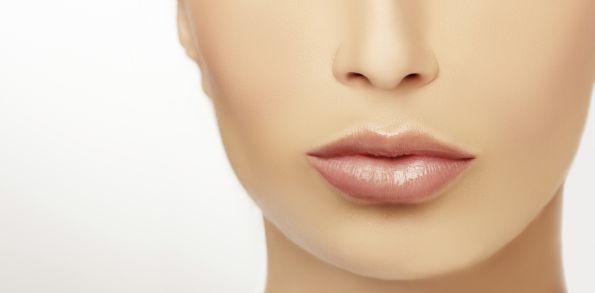 depilación láser en el labio superior