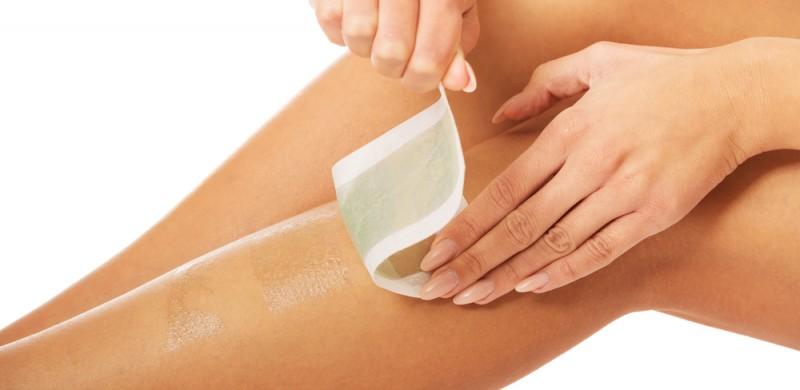 aliviar la irritación después de la depilación